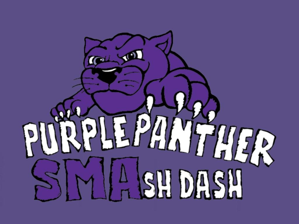 2019 Purple Panther SMAsh Dash 5K