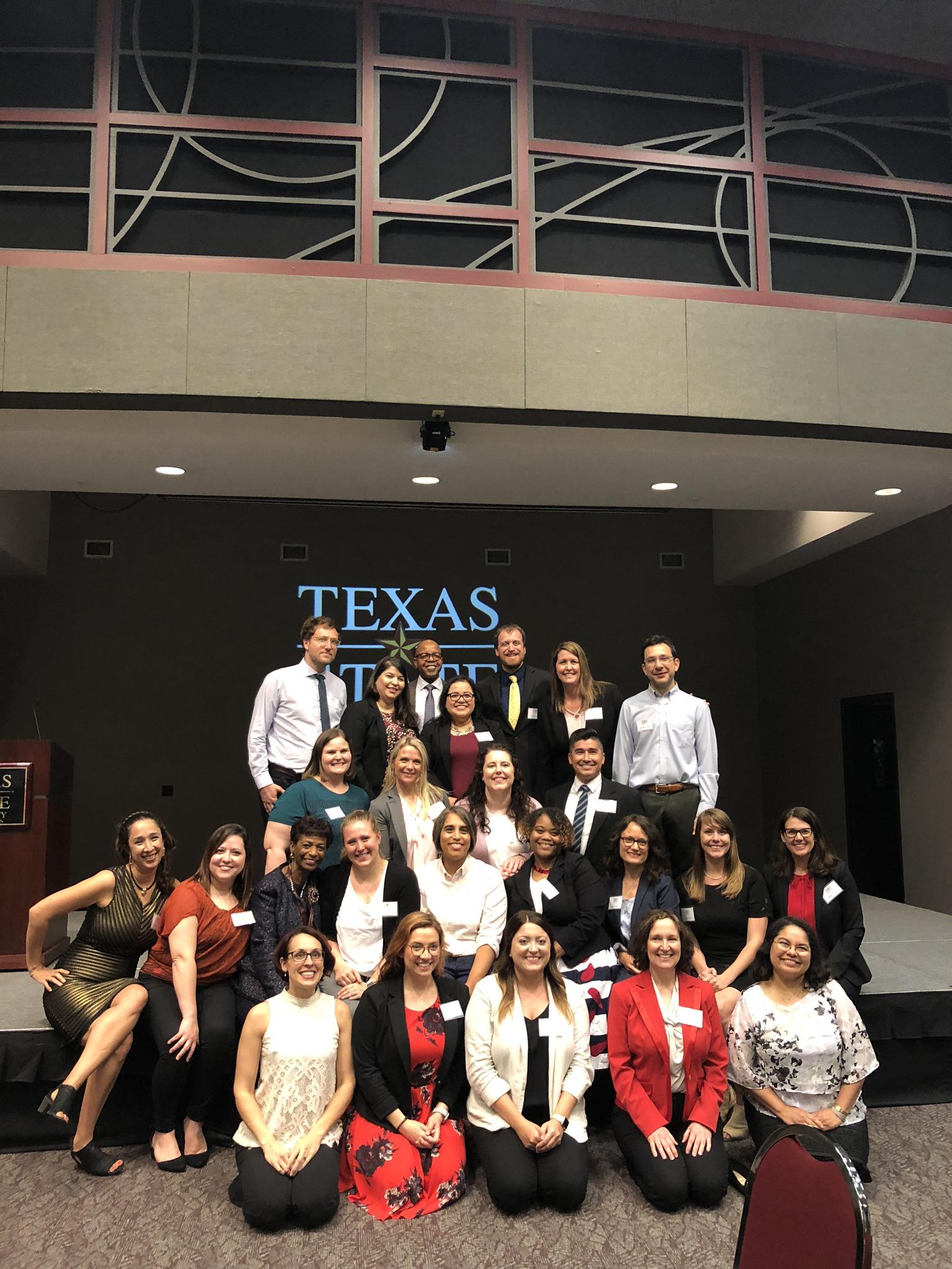 Texas State-AISD Cohort Class of 2019 Graduates