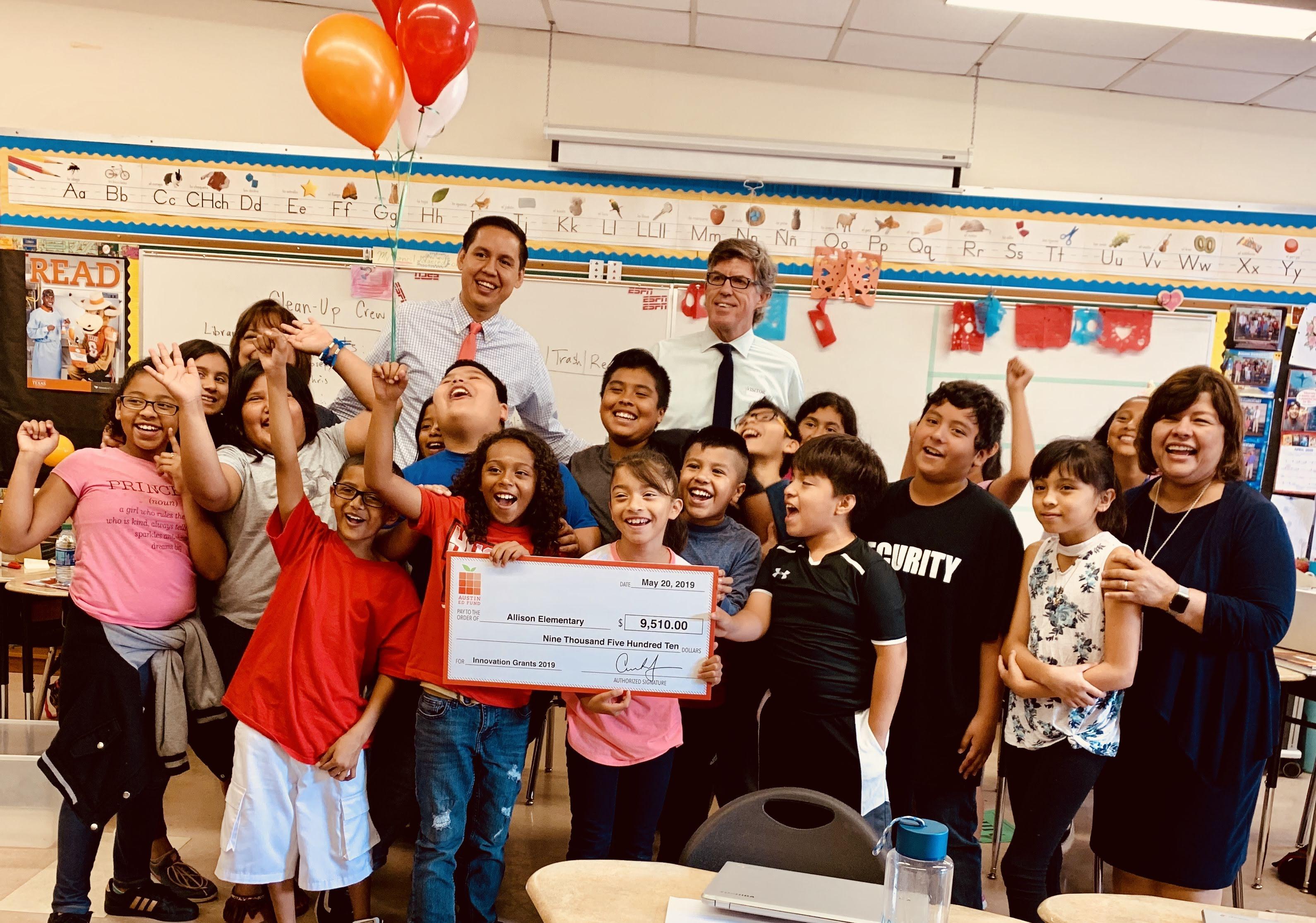Support Austin Ed Fund Grants For Teachers!