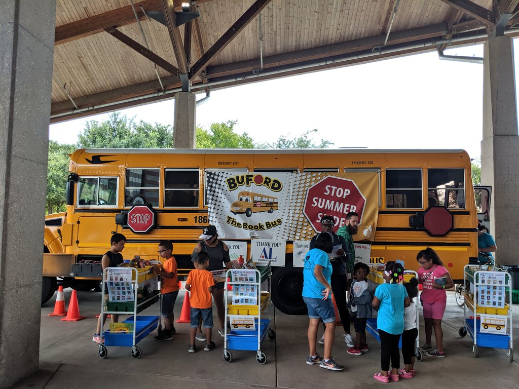 2019 Austin ISD Back to School Bash Supply Drive
