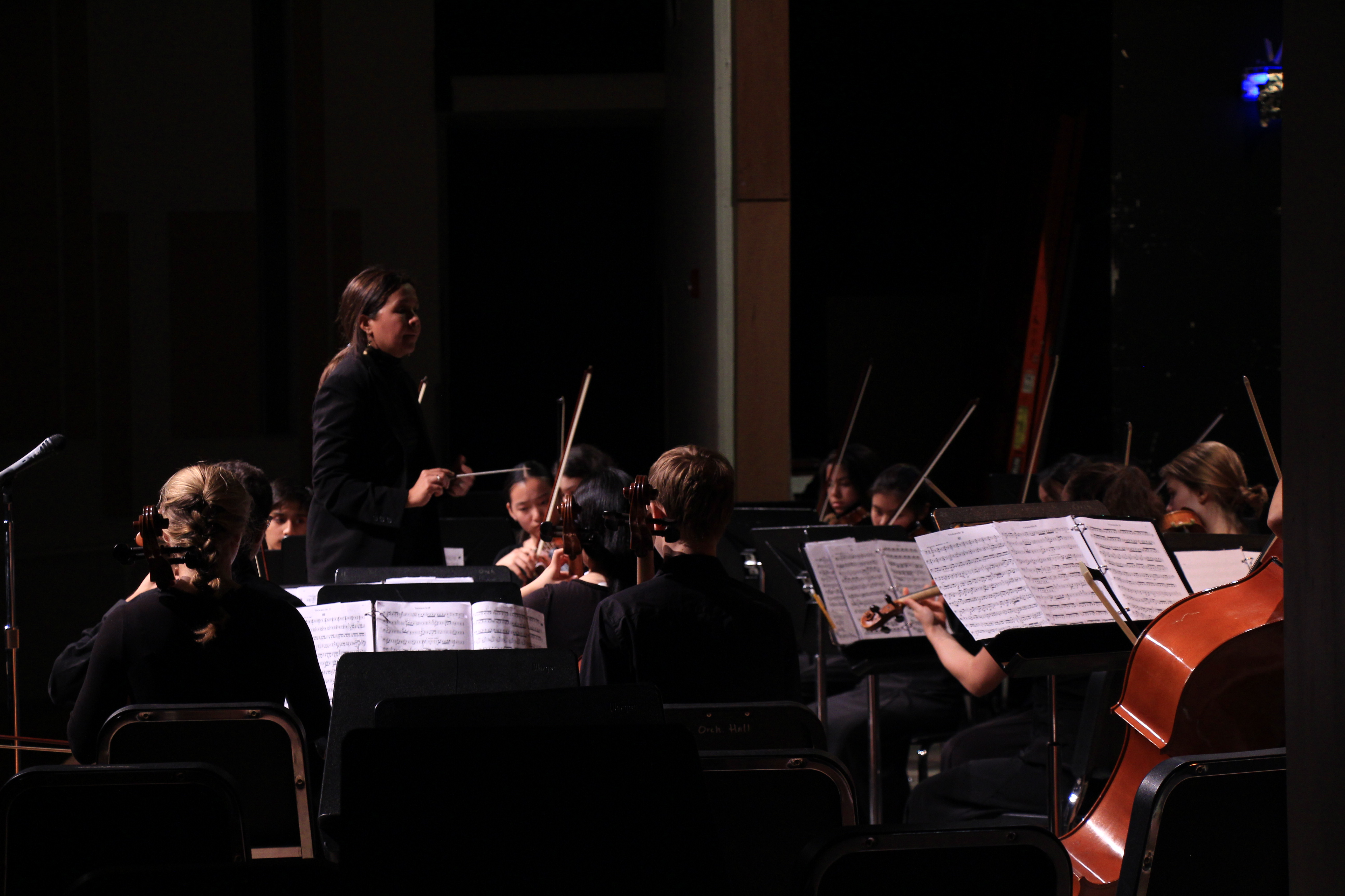 Give a Boost to the LBJ-LASA Orchestra