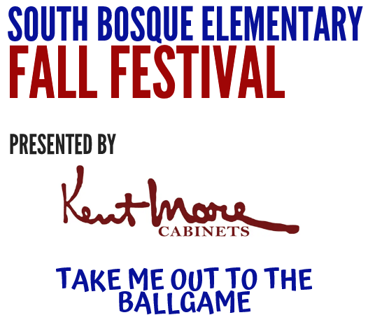 South Bosque PTA Fall Festival presented by Kent Moore Cabinets