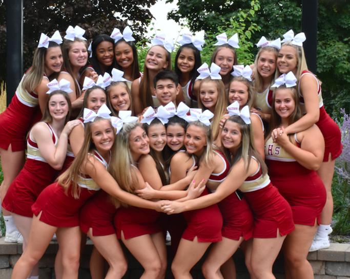 Support Schaumburg High School Cheer This Year!