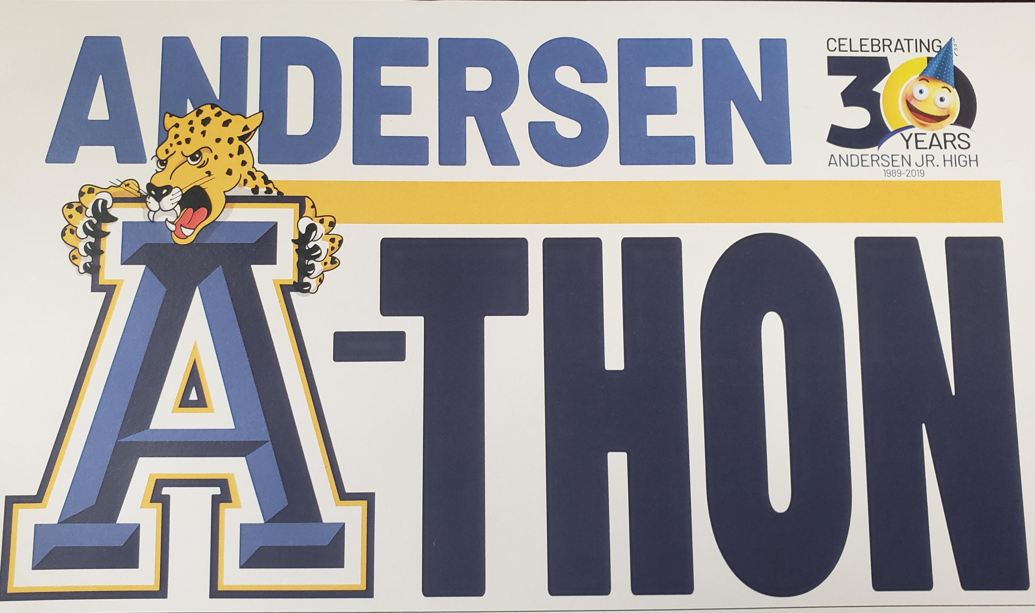 Andersen Check-A-Thon