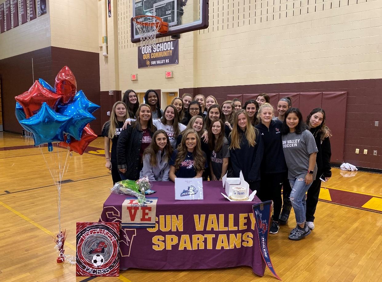 Sun Valley Women's Soccer