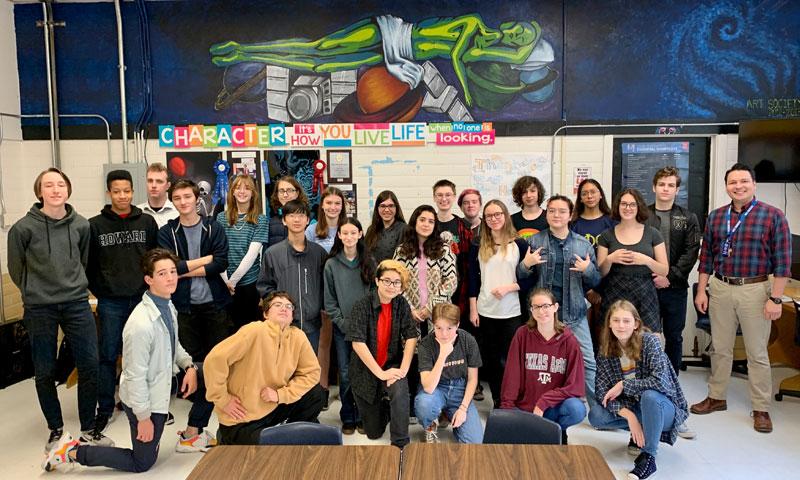 We're back! McCallum High School SkillsUSA 2019-2020 Fund