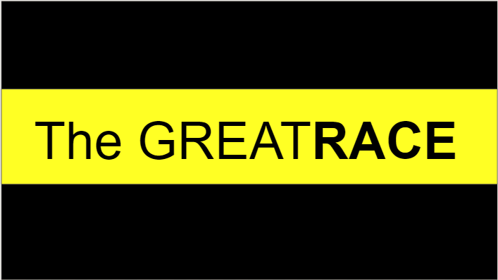 The GREATRACE