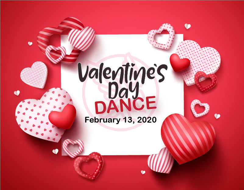 8th grade Valentine's Day Fundraiser
