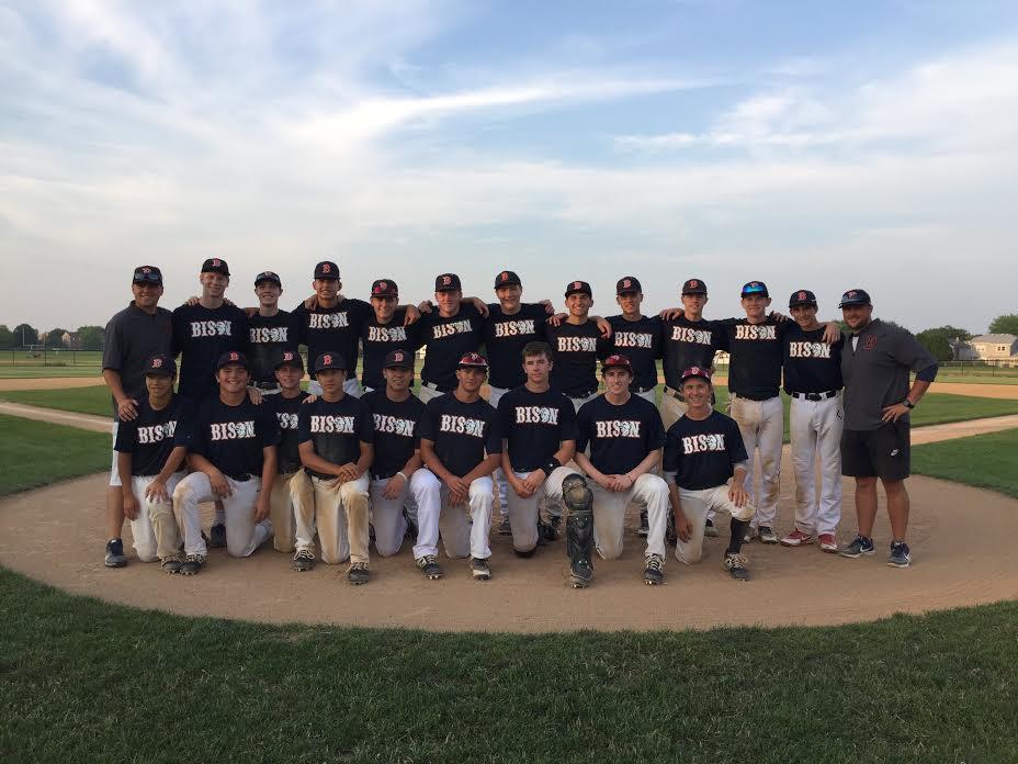 2020 Buffalo Grove Bison Baseball