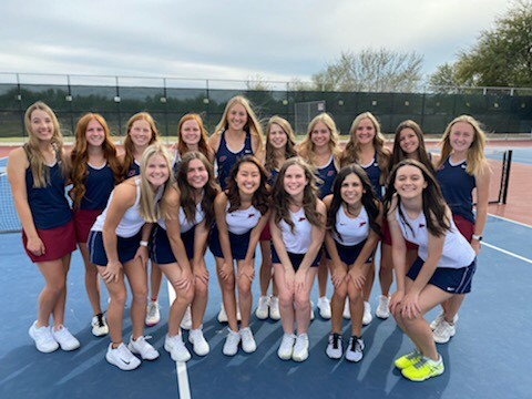 "Perry High School Girls' Tennis Boosters - ""Serving Up Support"""