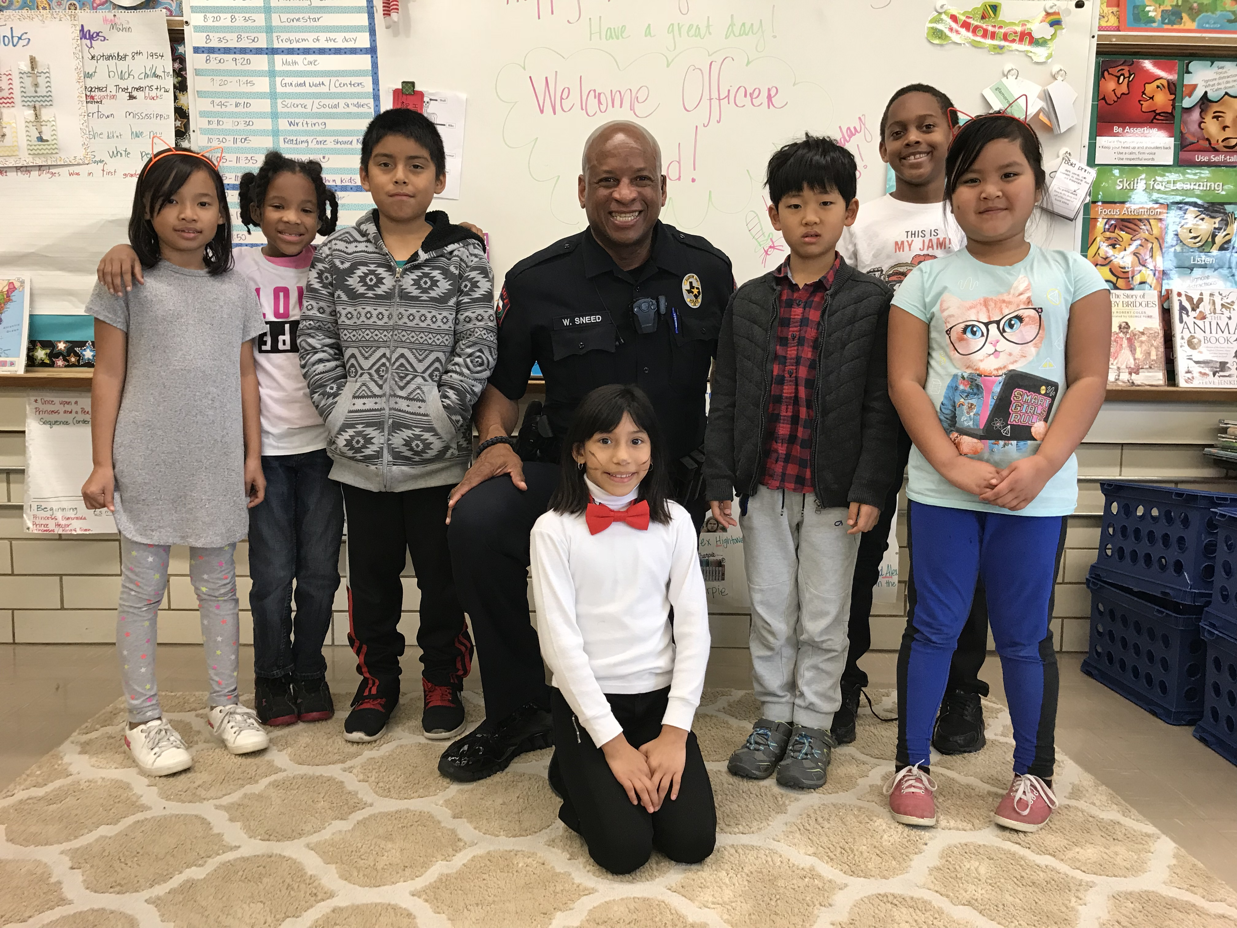 Support AISD Police Department Traffic Safety Program