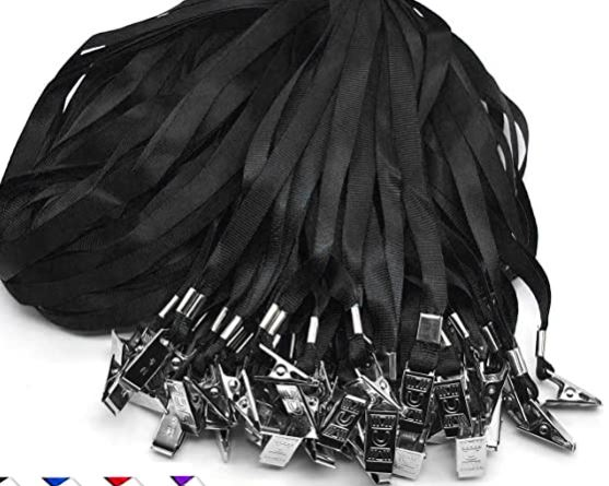 Lanyards for Leaders