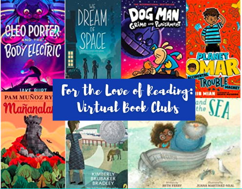 For the Love of Reading: Virtual Book Clubs