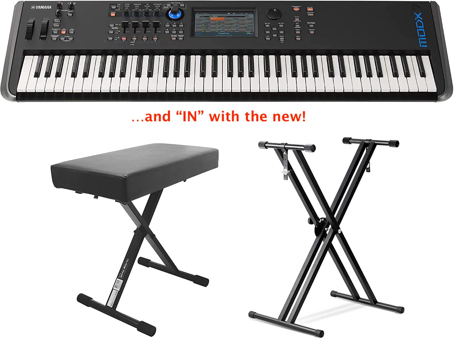 SEEKING: Snazzy Synthesizer to Replace Precarious Piano