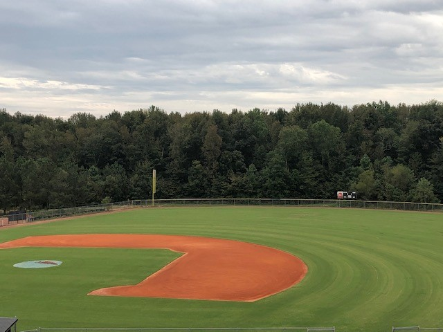 Baseball Privacy Screens and Safety Coverings for Outfield Fence