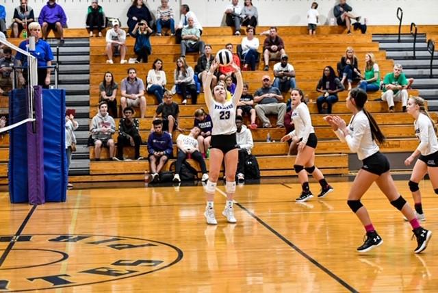 Porter Ridge Volleyball Return to Play