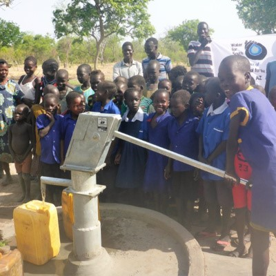 Woodgate Intermediate School's Water for South Sudan Fundraiser