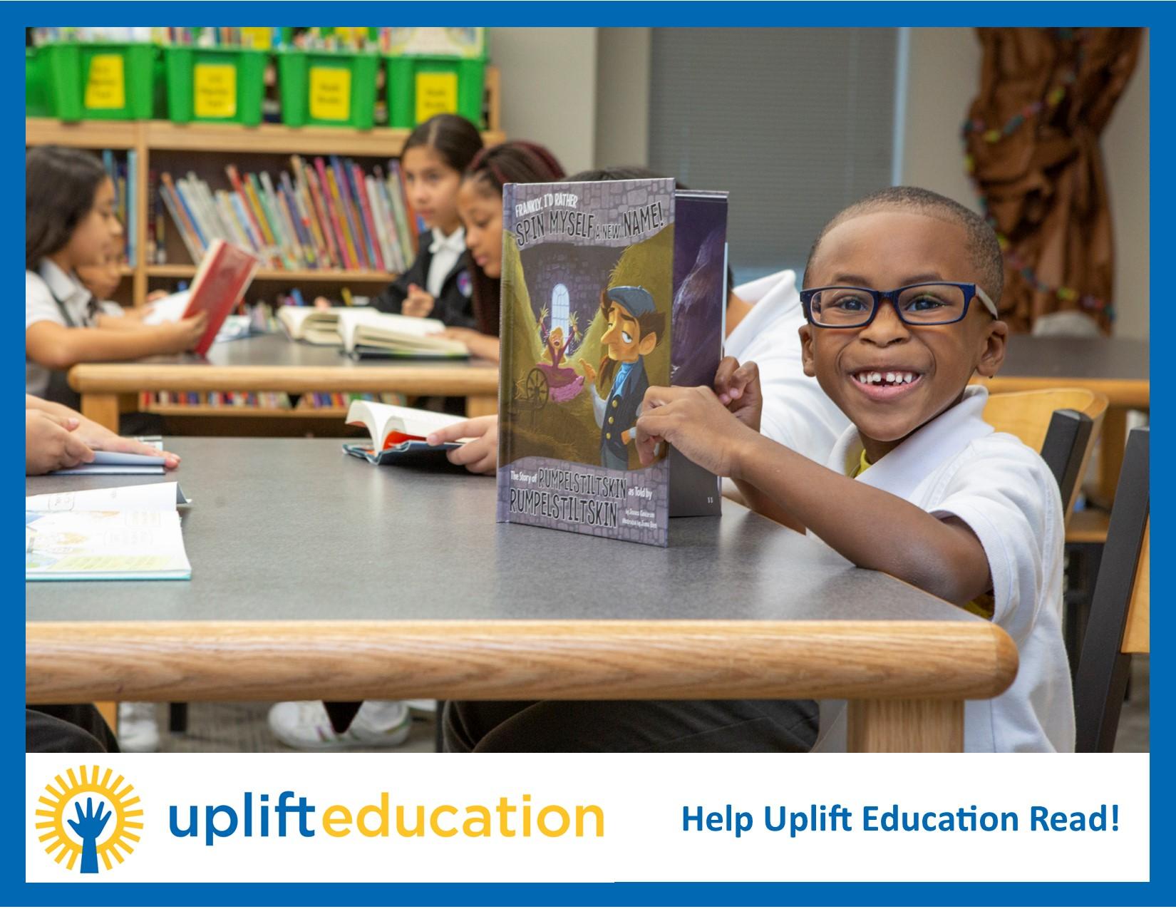 Help Uplift Education Read!