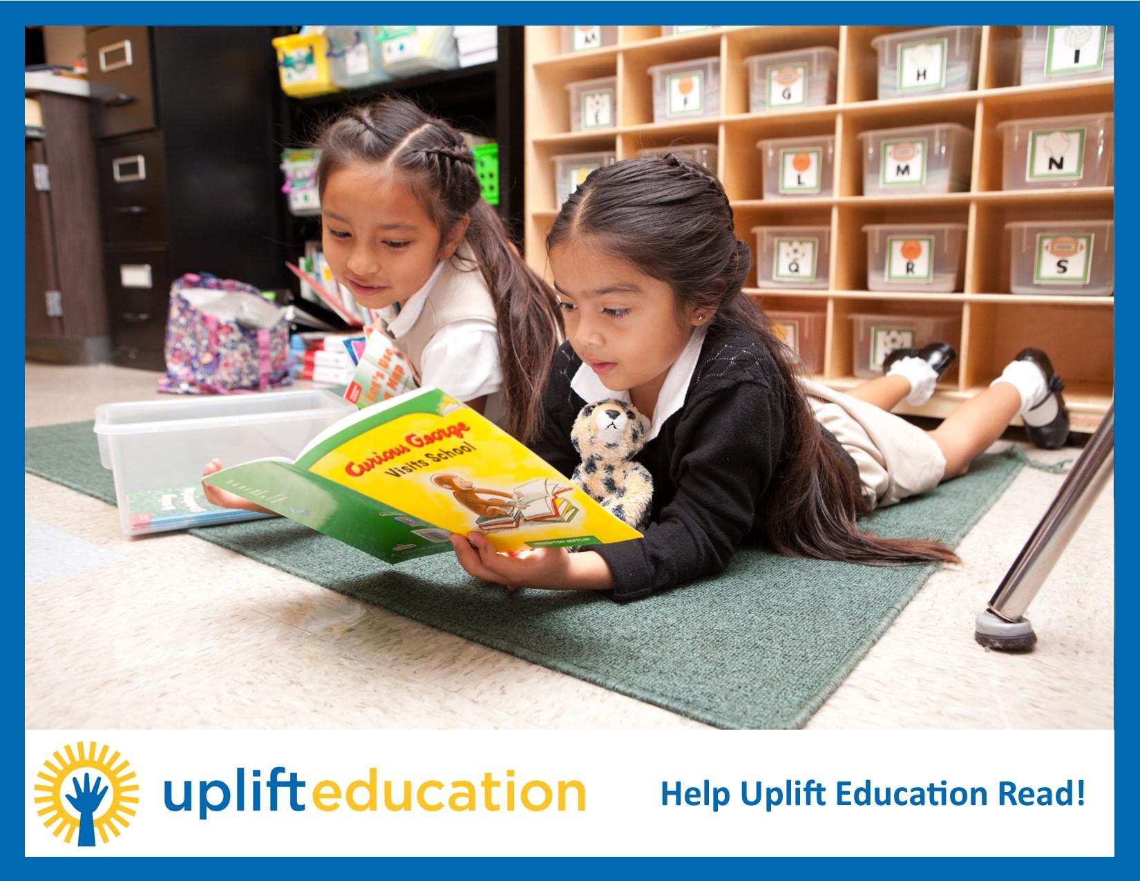 Tarrant County, Help Uplift Education Read!