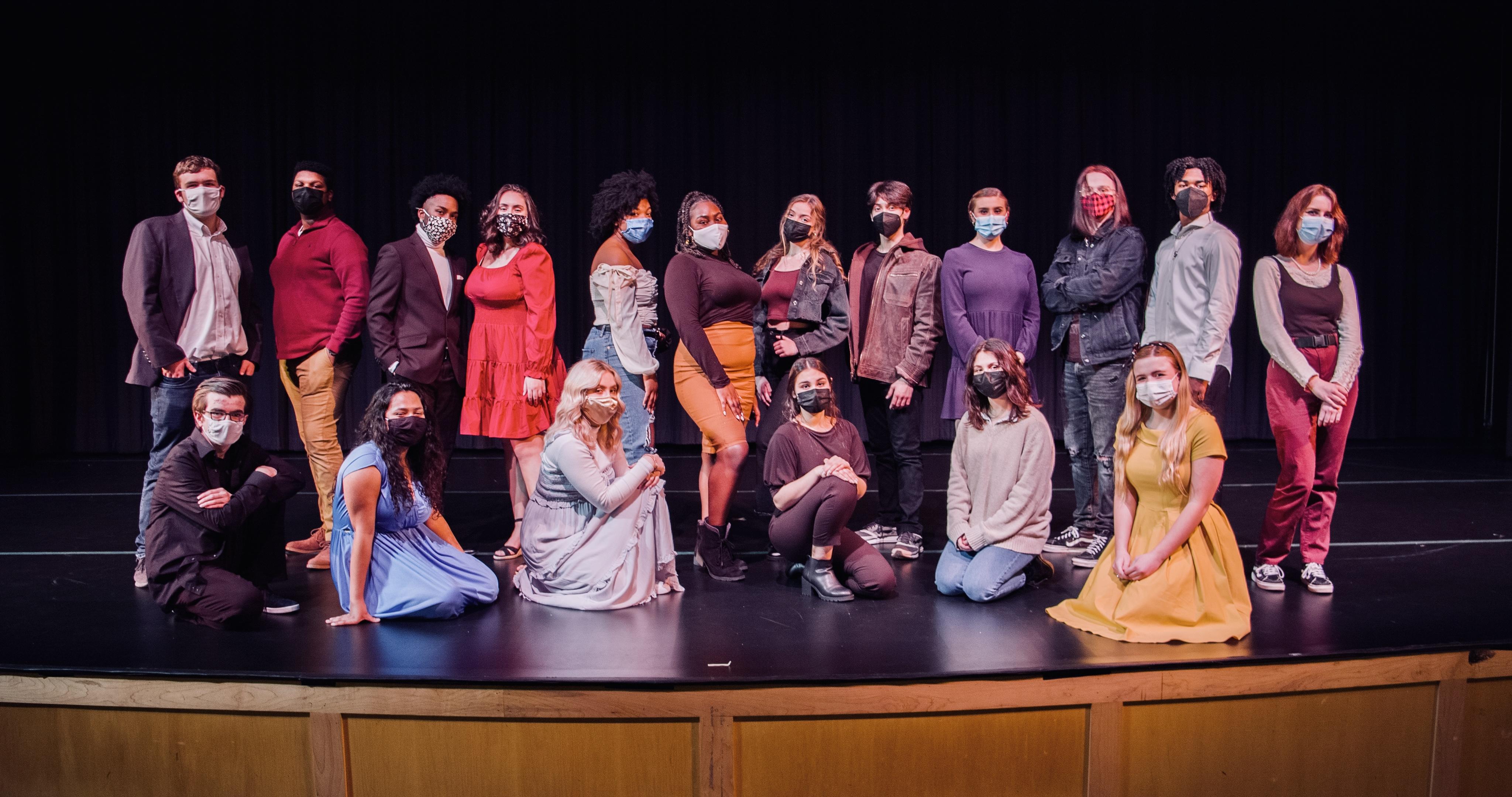 Performing Arts Spring 2021 Fundraiser
