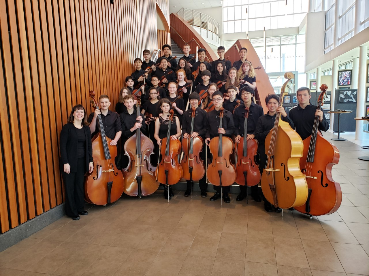 Murchison Middle School Orchestra and Guitar No Hassle Fundraiser