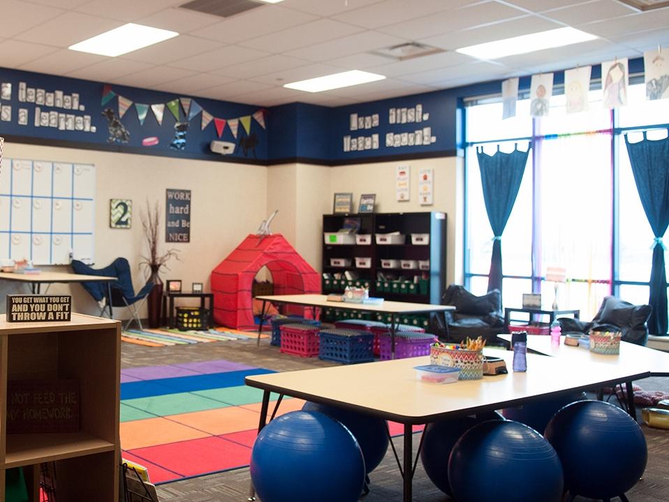 Flexible Classroom Initiative