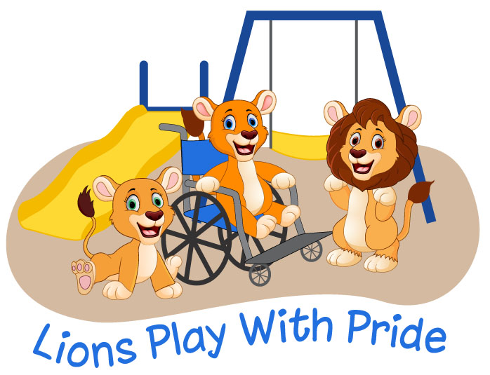 Lions Play With Pride! - Phase 2