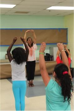 Mount Rainier Elementary School Arts in Education Fund 2018-2019