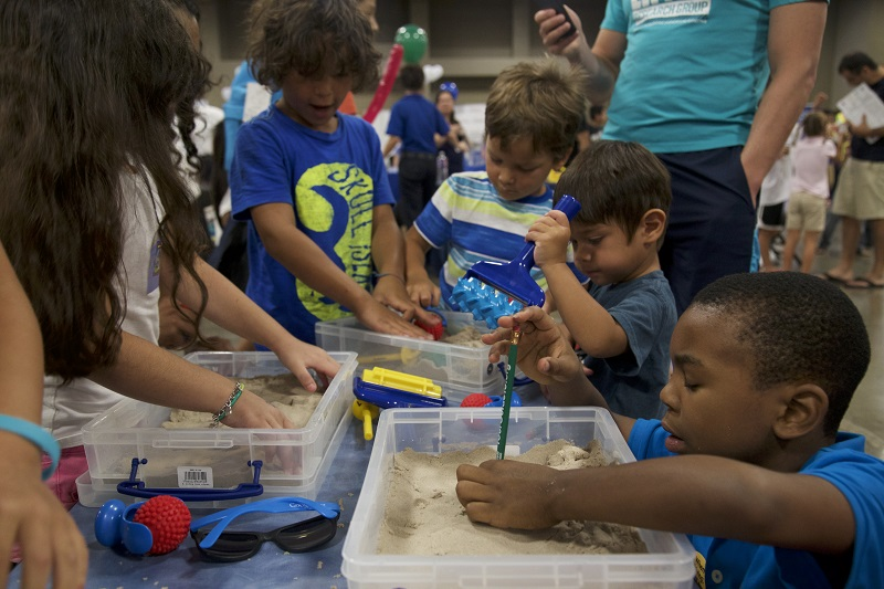 Austin ISD Back to School Bash 2017