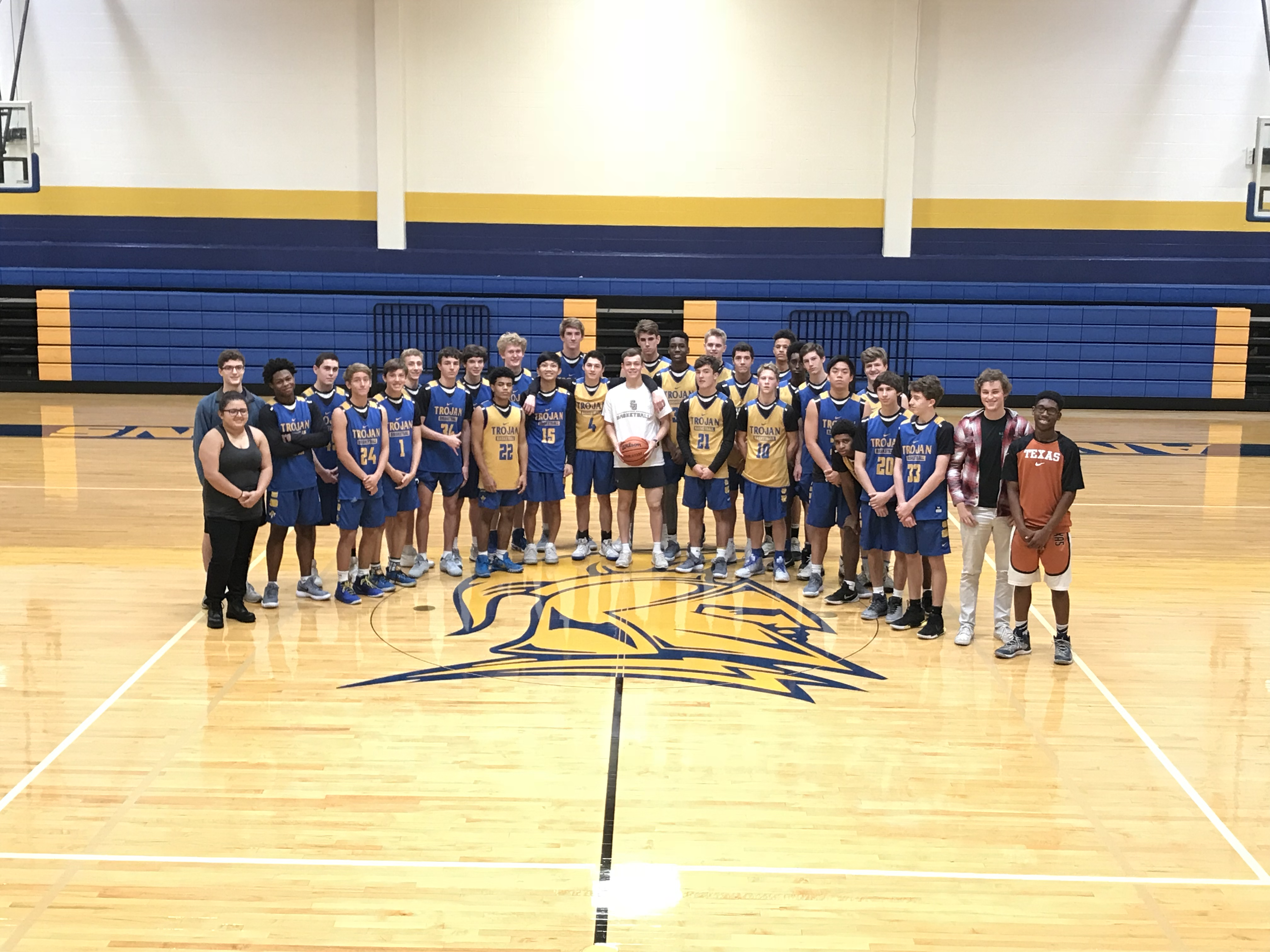 Anderson Trojans Free-Throw-A-Thon