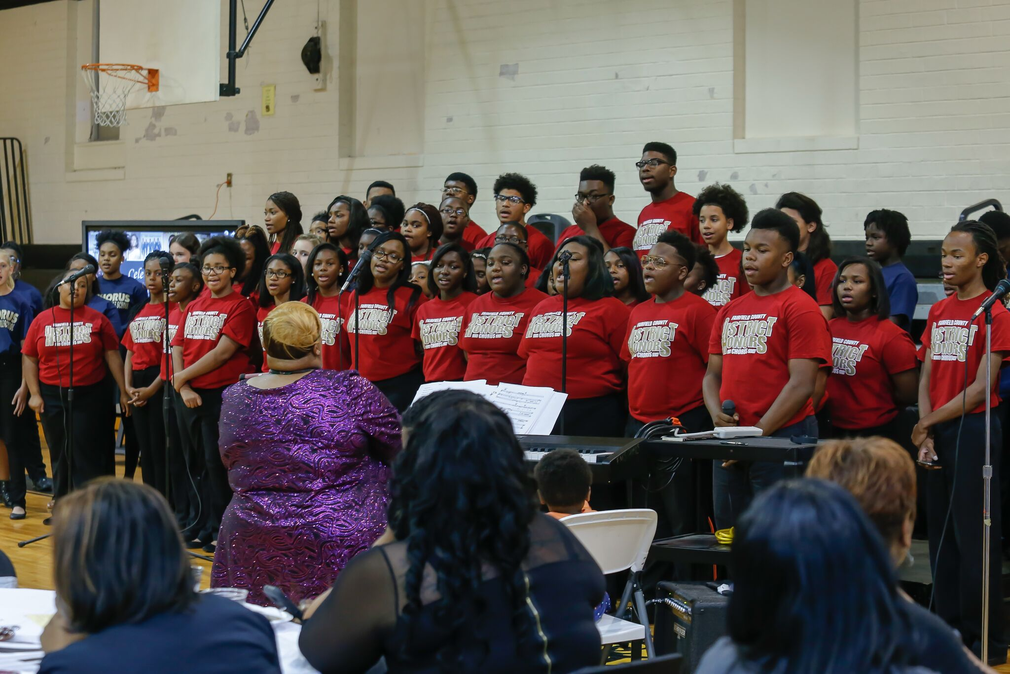 Fairfield County School District - District Honors Chorus