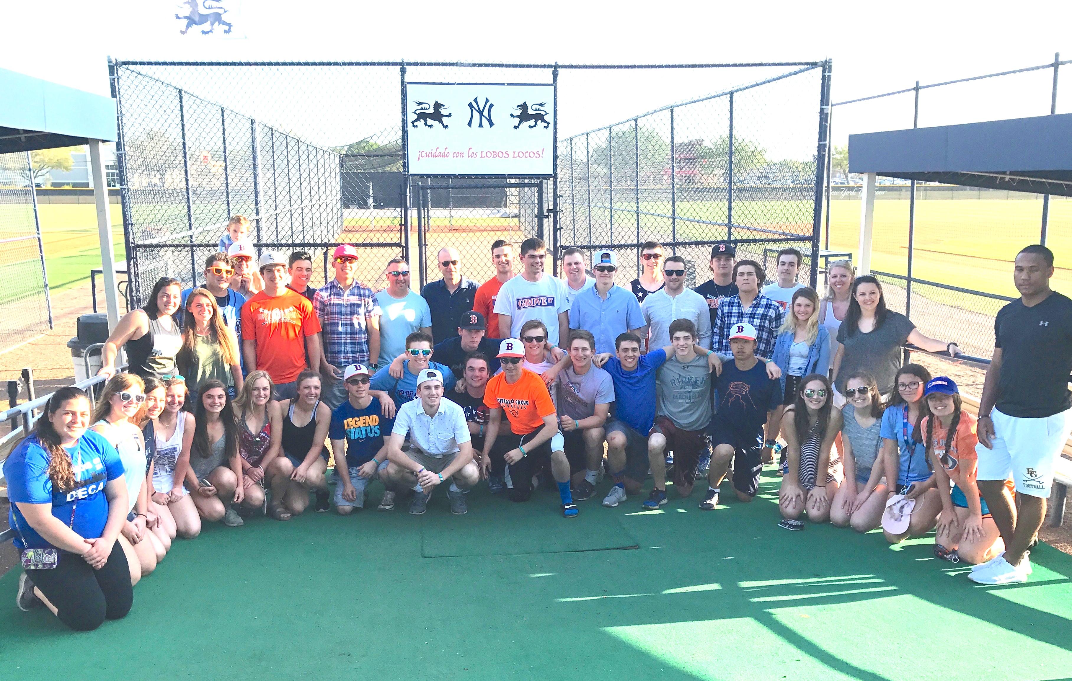 BGHS Athletic Trips - Baseball/Softball