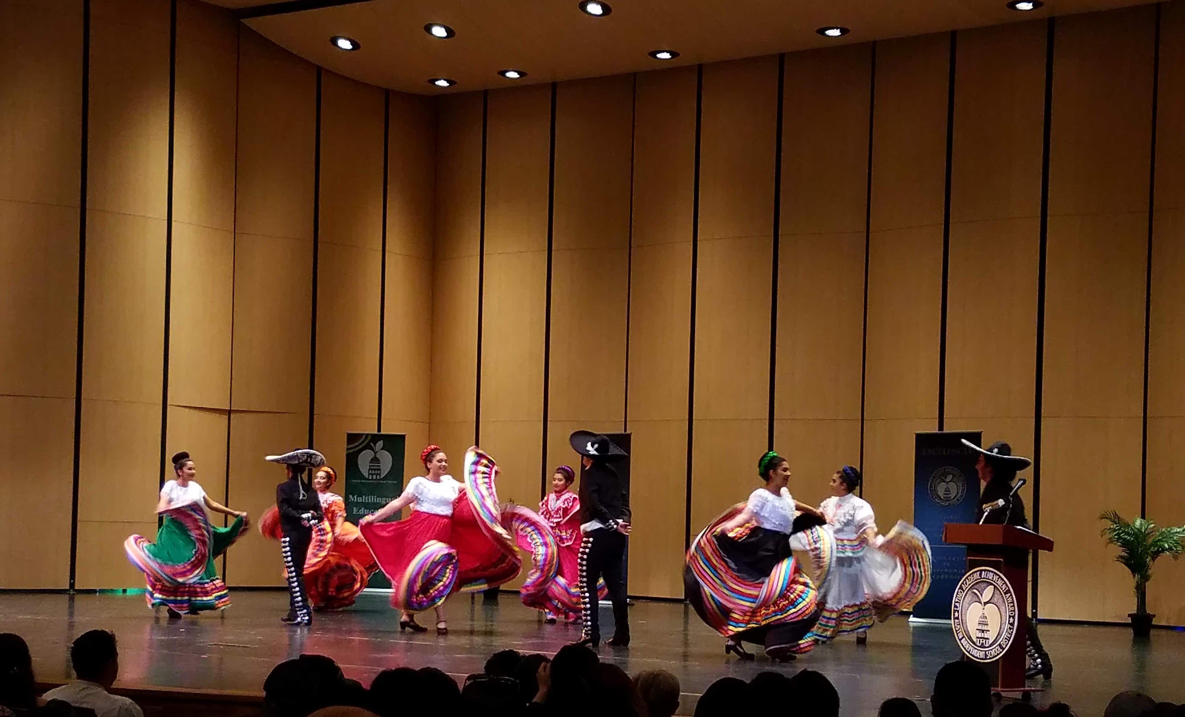 2018 AISD ¡EXCELENCIA! Latino Academic Achievement Awards