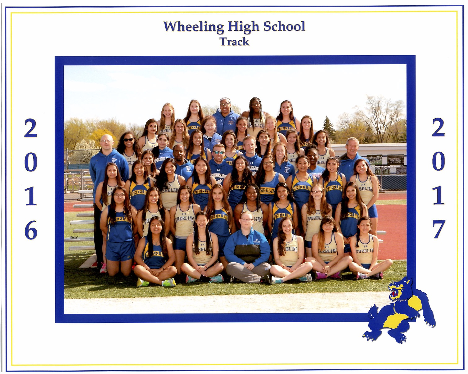 Wheeling High School Girls Track & Field