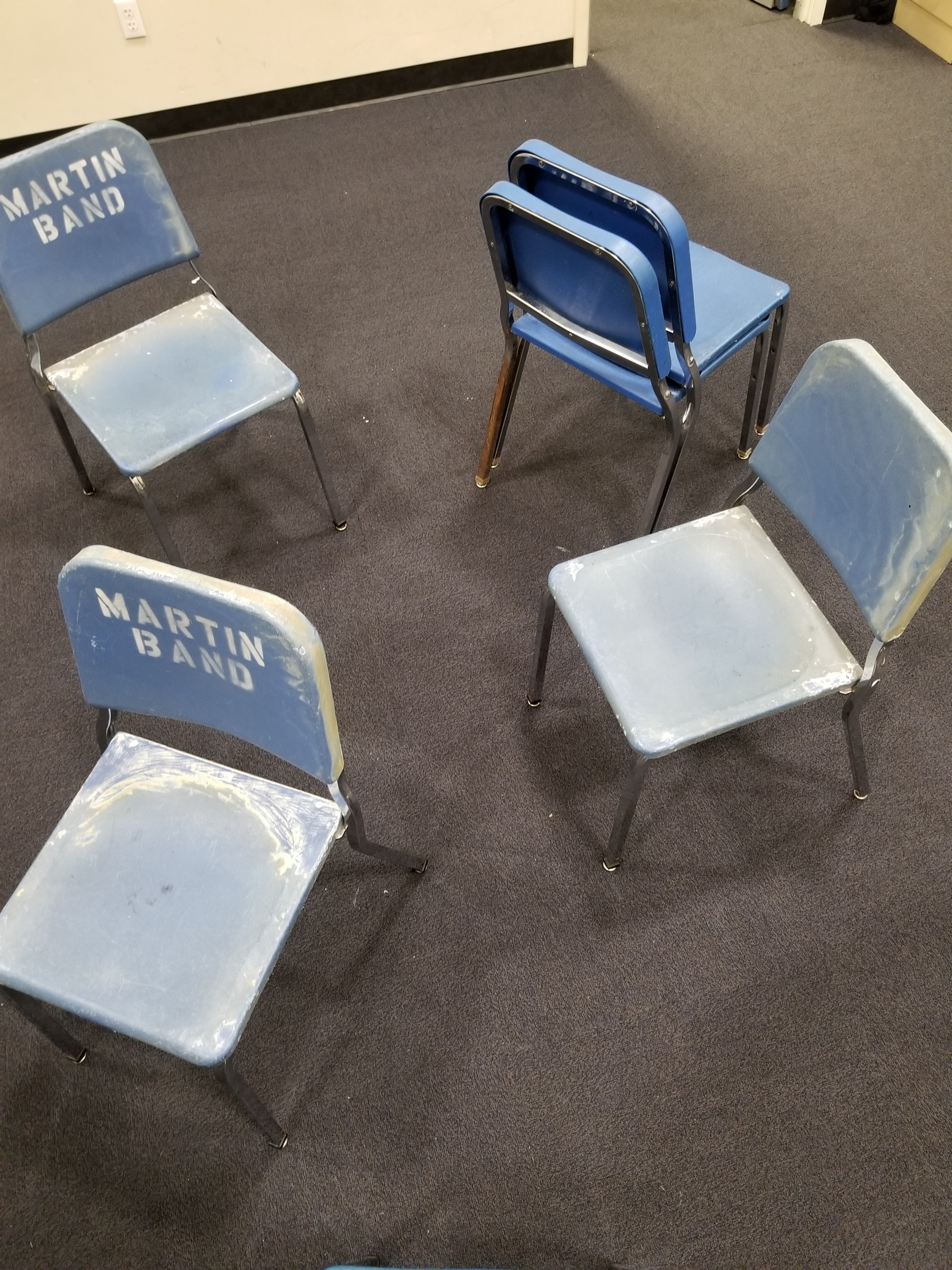 Chairs for the Children!