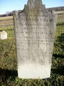 paynter-frame-grave-marker