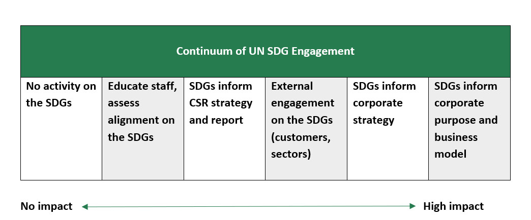Finally! Companies Using the SDGs to Set Their North Star