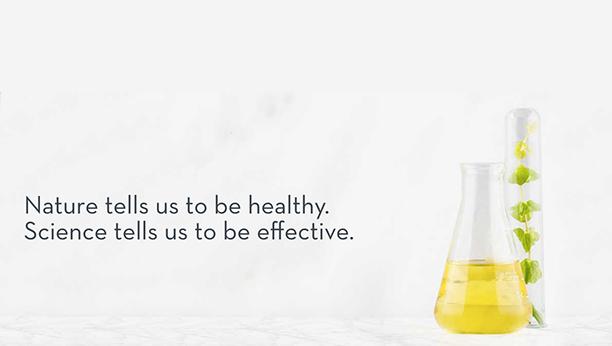 Nutrafol is a prestige beauty supplement brand