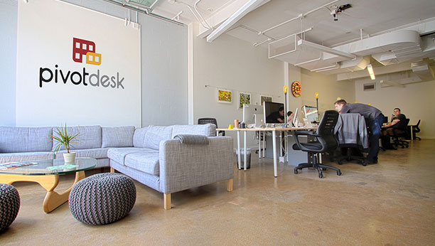 Office space is static. Your business is dynamic. PivotDesk helps companies find flexible space and get back to growing your business.