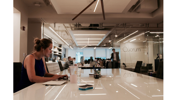 See jobs at Quorum