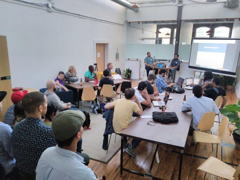 Kenzan team presentation