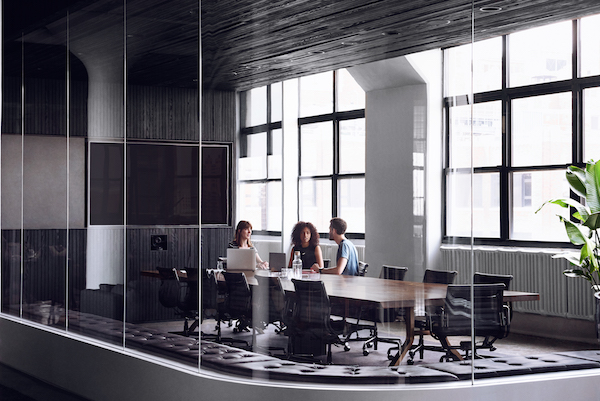 squarespace meeting room