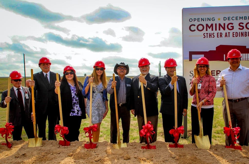 Edinburg Economic Development Corporation reports $140+ million in construction activities in city during the first four months of 2017 - Titans of the Texas Legislature