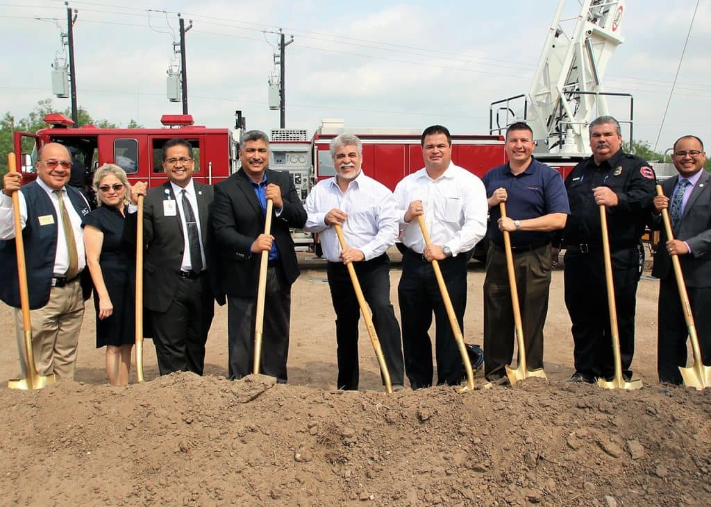 Edinburg EDC: Upcoming new fire station in north Edinburg will power economic growth, improve public safety for key region of the city