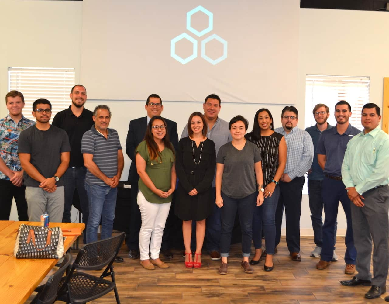 Edinburg EDC, Grindstone Coworking announce second class, of 15 individuals, for Hive Effect, which prepares small business owners to succeed - Titans of the Texas Legislature