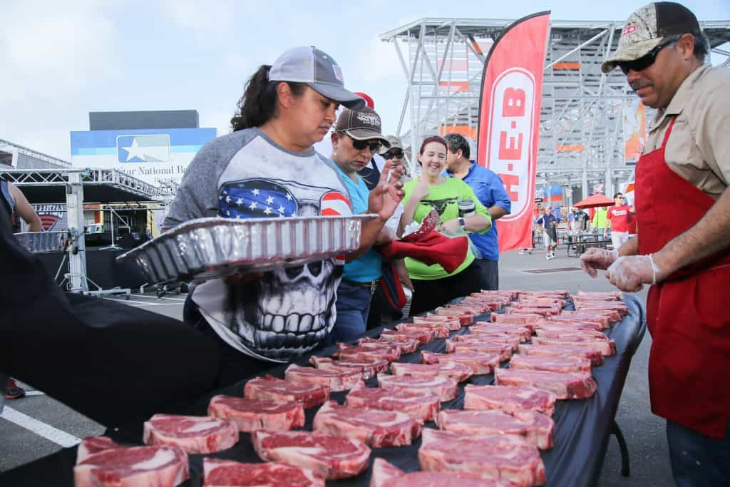 "Edinburg EDC: Thousands who attended 12th Annual Texas Cook 'Em – High Steaks in Edinburg at H-E-B Park saw first-hand why the community is becoming a ""Destination City"""