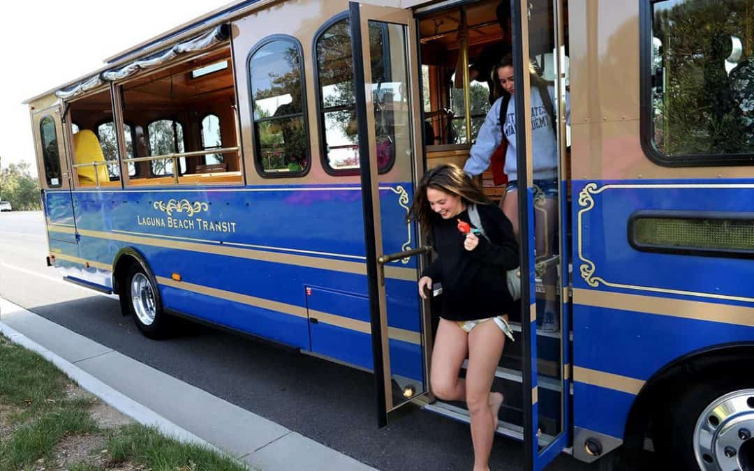 City pledges $126,000 in bid to secure additional $719,000 from Federal Transportation Administration for downtown bus trolleys, Edinburg EDC announces