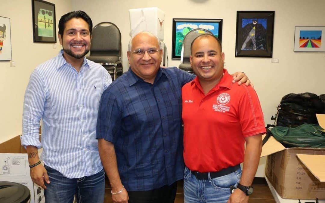 Rep. Canales, Doctors Hospital at Renaissance, AT&T, Pepsico, Walmart, and A Vision For You Help Center among supporters for school supply giveaways in Edinburg and Elsa on August 17, 18