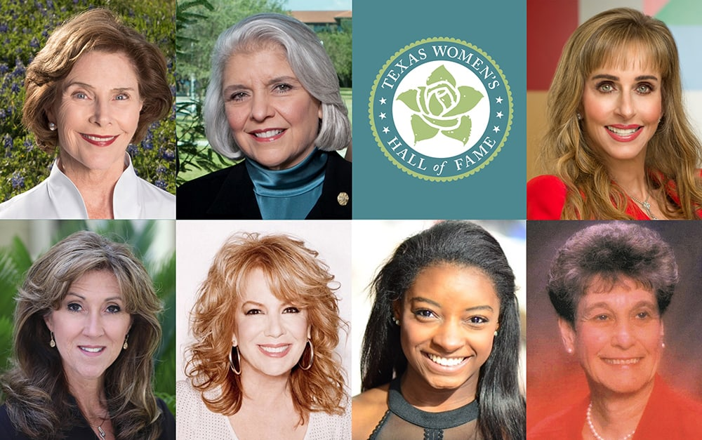 Sen. Zaffirini, six other prominent leaders, to be inducted into the Texas Women's Hall of Fame - Titans of the Texas Legislature