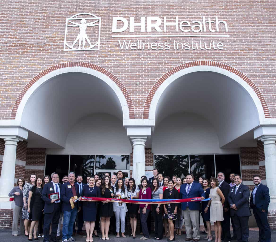 "DHR Health, with its multi-billion dollar economic impact, ""really puts us on the map,"" says Mayor Molina. ""We have been truly blessed."" - Titans of the Texas Legislature"